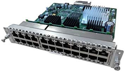Cisco SM-ES3-24-P EtherSwitch Layer 2/3 switching 24 ports Service Module