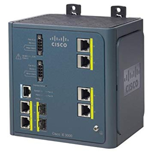 Cisco IE-3000-4TC-E IE-3000 Layer 3 Industrial Ethernet Series Switch