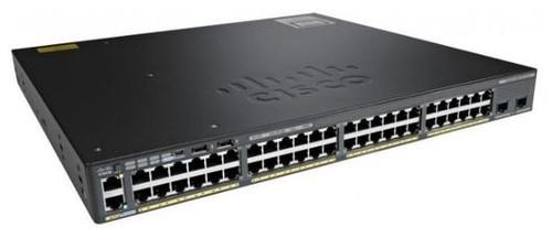 Cisco WS-C2960XR-48TS-I 2960-XR Series 48 Port Gigabit 4 Port SFP Switch