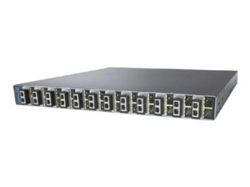 Cisco WS-C3560E-12D-S 12x 10 Gigabit Ethernet X2 port IP Base Switch