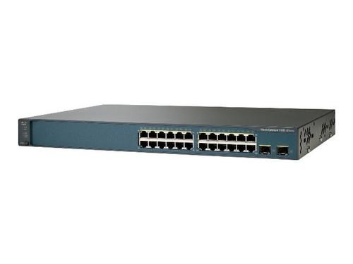 Cisco WS-C3560V2-24TS-S Switch Catalyst 3560V2 Series