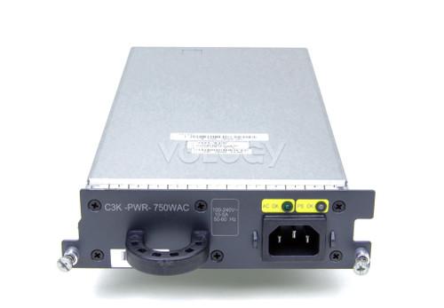 NEW Cisco C3K-PWR-750WAC Power Supply for WS-C3750E/WS-C3560E