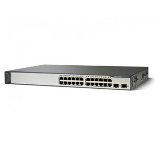 Cisco WS-C3750V2-24TS-S 3750V2 3750 Catalyst Switch