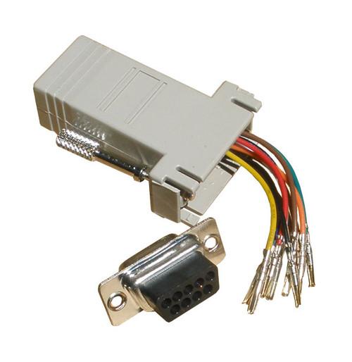Cisco 72-3383-01 DB9 DB-9 to RJ-45 RJ45 Console Cable