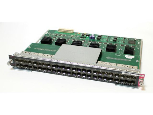 Cisco Catalyst WS-X4448-GB-SFP 4500 48 Port SFP Gigabit Ethernet Module
