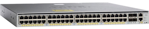 Cisco WS-C4948E-F-S Back-to-Front Cooling Datacenter Layer 3 Gigabit Switch