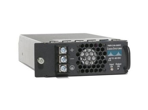 Cisco PWR-C49-300DC C4948 Power Supply Switch