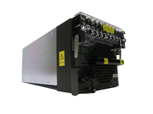 Cisco PWR-6000-DC 6500/7600 Chassis 6000W DC Power Supply