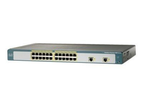 Cisco WS-CE520-24LC-K9 Catalyst Express 802.3af Switch