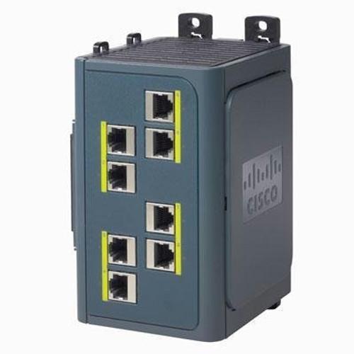 Cisco IEM-3000-8TM Industrial Ethernet 3000 8-Port 10/100 TX Expansion Module