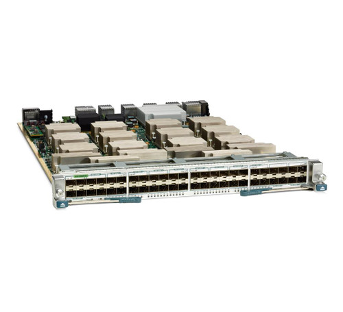 Cisco N7K-F248XP-25E Nexus 7000 F2e 48-Port 10 GE SFP+ Enhanced Fiber Module