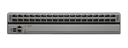 Cisco N9K-C9336PQ Nexus 9000 Series 9336 36-Port 40G QSFP+ ACI Spine Switch (NSH-5420)