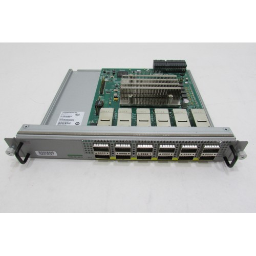 Cisco N9K-M12PQ Nexus 9300 12-Port 40G QSFP Uplink Switch Module