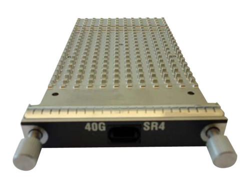 Cisco CFP-40G-LR4 Multirate 40GBASE-LR4 OTU3 C4S1-2D1 SMF CFP Transceiver