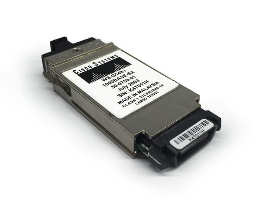 Cisco WS-G5484 1000Base-SX 30-0759-01 GBIC