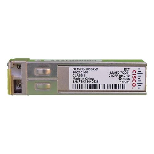NEW Cisco GLC-FE-100BX-D 100Base-BX SFP transceiver GBIC