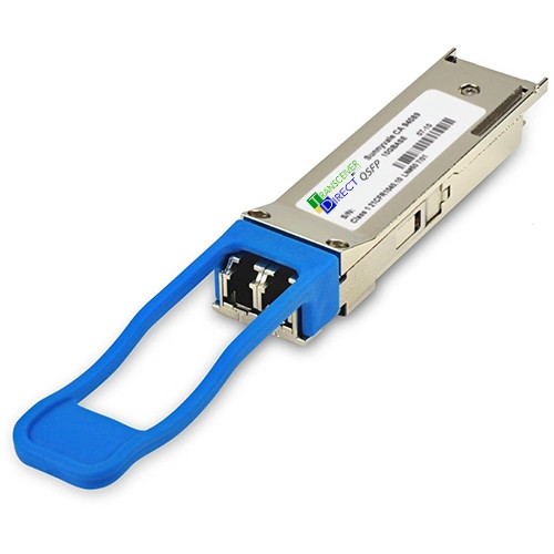 Cisco QSFP-40G-ER4 40GBASE 40GBASE-ER4 SMF QSFP Transceiver w/ OTU3