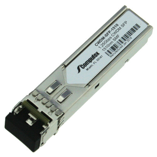 Cisco CWDM-SFP-1510 Gigabit Ethernet 1 + 2 Gb Fiber Channel CWDM SFP Transceiver