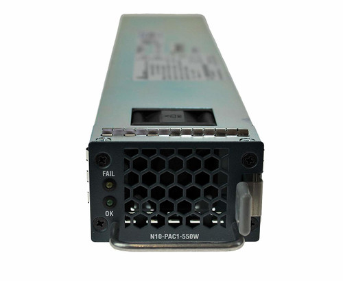 Cisco N10-PAC1-550W UCS 6100 Series 550W Power Supply for 6120XP Interconnect