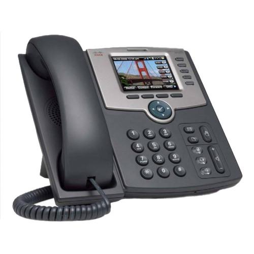 Cisco SPA525G2 SPA 500-Series 5-Line POE Color LCD IP Phone