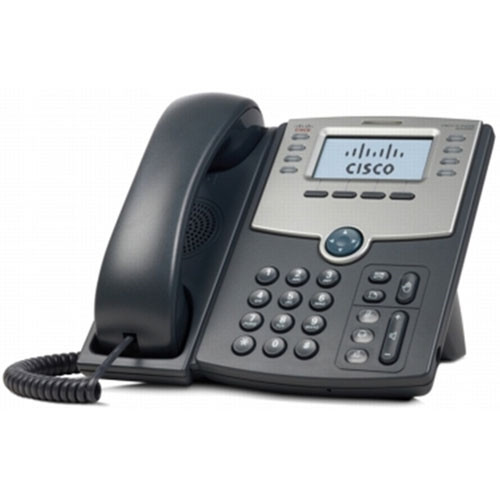 Cisco SPA508G SPA 500-Series 8-Line POE LCD IP Phone