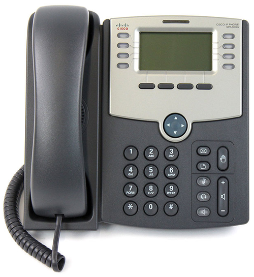 NEW Cisco SPA508G SPA 500-Series 8-Line POE LCD IP Phone