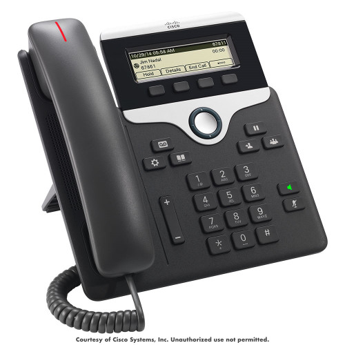 Cisco CP-7811-K9 IP 7800 Series 7811 Phone
