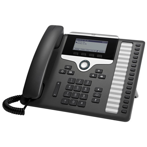 NEW Cisco CP-7861-K9 VoIP 7800 Series IP Phone 7861