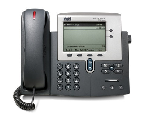 Cisco CP-7941G 7941 Series Unified VOIP IP Phone
