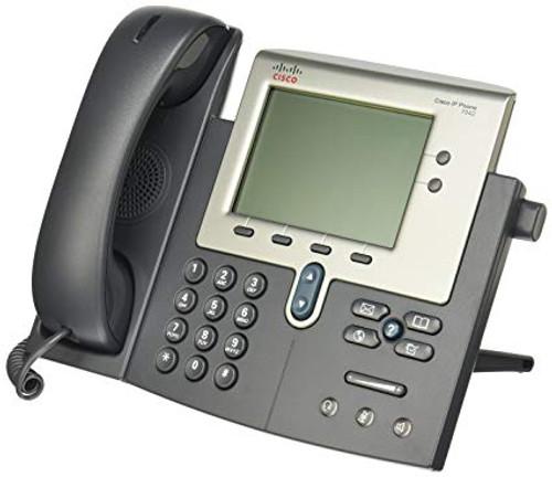 Cisco CP-7942G 7942 VOIP IP 7900 Series Phone - Grade A