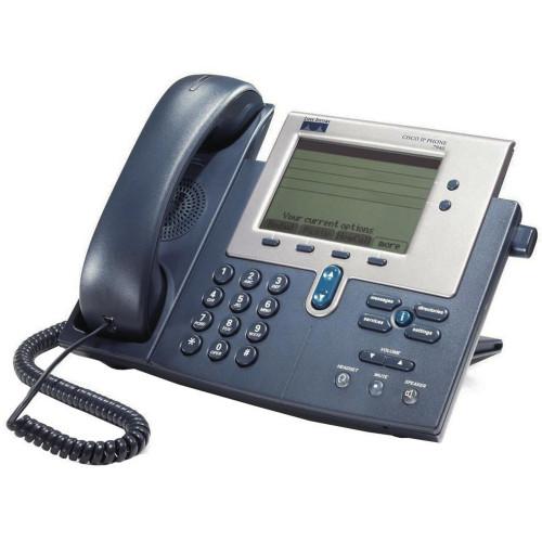 Cisco CP-7940G 7940 Series VOIP IP Phone - Grade A - CLEAN