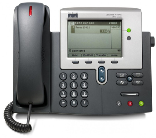 Cisco CP-7941G-GE 7941 Series Unified VOIP IP Phone