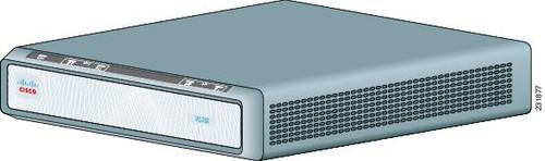 Cisco VG202XM Analog Voice Gateway