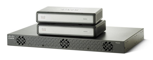 NEW Cisco VG224 Analog Phone Gateway VG 224
