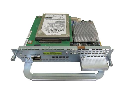 Cisco NM-CIDS-K9 Intrusion Detection System IDS Router Network Module