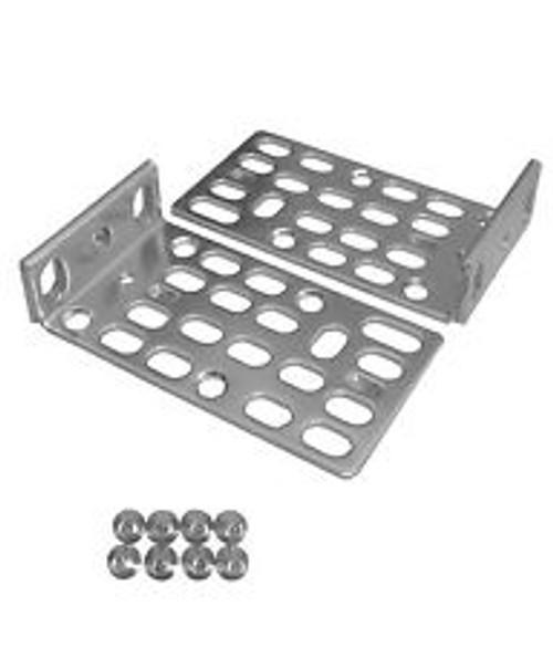 For Cisco CISCO1760 1760 Router Rack Mount Ears Bracket Kit