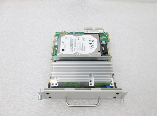 Juniper JX-ISM-200-WXC J Series ISM200 Integrated Services Router Module