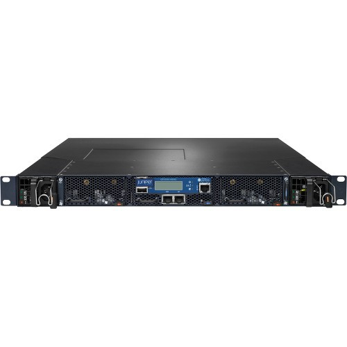 Juniper QFX3500-48S4Q-ACRB QFX3500 48-Port SFP+ 4-Port QSFP Front-to-Back Switch