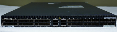 Juniper QFX3500-48S4Q-ACR QFX3500 48-Port SFP+ 4-Port QSFP Front-to-Back Switch