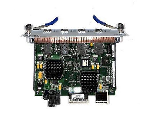 Juniper NS-ISG-TX4 NetScreen-ISG 1000/2000 4-Port Mini GBIC-TX Module