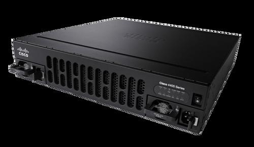 CISCO ISR4431-SEC/K9 ISR 4431 PoE Security Router 8GB FL 4GB DRAM
