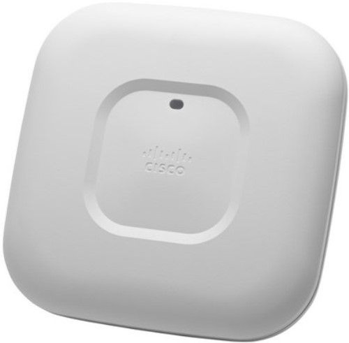 The Cisco Aironet 2700 Series of Wi-Fi access points (APs) delivers industry-leading 802.11ac performance at a price point ideal for plugging capacity and coverage gaps in dense indoor environments. The Aironet 2700 Series extends 802.11ac speed and features to a new generation of smartphones, tablets, and high-performance laptops now shipping with the faster, 802.11ac Wi-Fi radios.