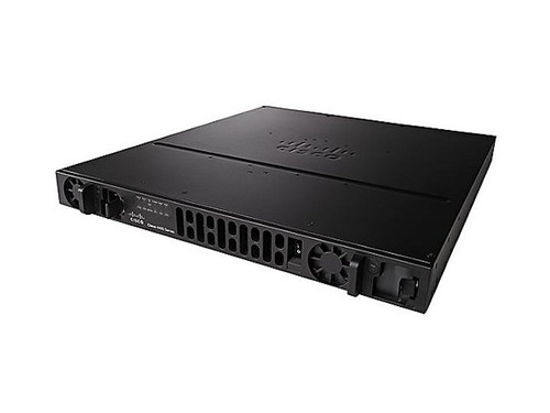 The 4331 Integrated Services Router from Cisco offers a multicore CPU architecture running modular Cisco IOS XE Software that can be quickly adapted to the changing needs of your branch-office environment. It separates control, services, and data plans, providing application-aware network services while maintaining a stable platform and a high level of performance during periods of heavy network load. Additionally, the router is able to integrate application-aware services and scale performance without a complete equipment upgrade. The 4331 features encryption acceleration, voice- and video-capable architecture, application firewall, call processing, and embedded services. The platform supports a range of wired connectivity options, including T1/E1 and fiber Gigabit Ethernet.
