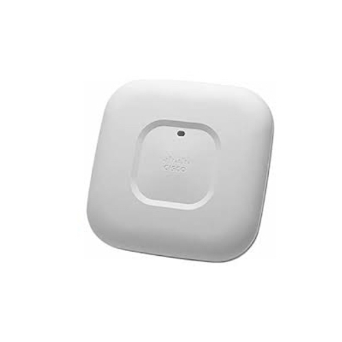 The Cisco® Aironet® 2700 Series of Wi-Fi access points (APs) delivers industry-leading 802.11ac performance at a price point ideal for plugging capacity and coverage gaps in dense indoor environments. The Aironet 2700 Series extends 802.11ac speed and features to a new generation of smartphones, tablets, and high-performance laptops now shipping with the faster, 802.11ac Wi-Fi radios.