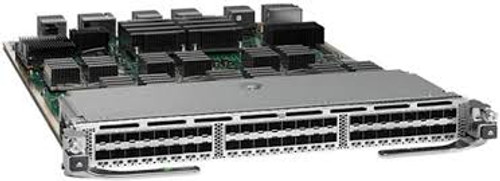 The Cisco Nexus 7000 Series Switches are the foundation of the Cisco® Unified Fabric solution. The switches deliver exceptional availability and scalability and run the proven and comprehensive Cisco NX-OS Software data center switching feature set. The Cisco Nexus 7700 platform is the latest extension to the 7000 Series modular switches. With more than 83 terabits per second (Tbps) of overall switching capacity, the 7700 platform delivers the highest-capacity 10, 40, and 100 Gigabit Ethernet ports in the industry, with up to 768 native 10-Gbps ports, 384 40-Gbps ports, and 192 100-Gbps ports. This high system capacity is designed to meet the scalability requirements of the largest cloud environments.