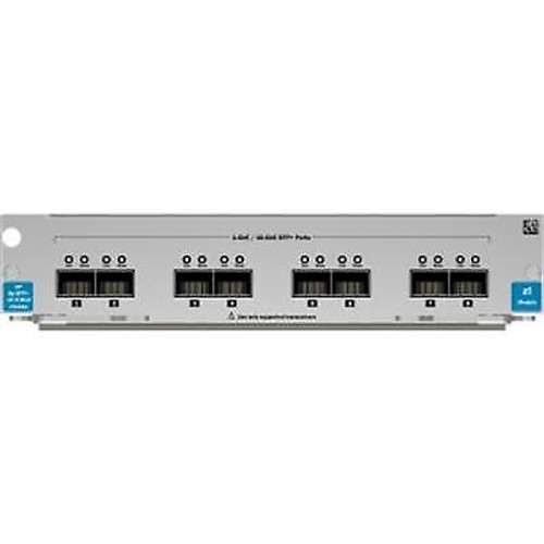 KEY FEATURES :  DEVICE TYPE : EXPANSION MODULE - 8 PORTS  FORM FACTOR : PLUG-IN MODULE