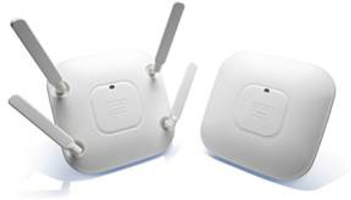 The new Cisco Aironet® 1600 Series Access Point is an enterprise-class, entry-level, 802.11n-based access point designed to address the wireless connectivity needs of small and medium-sized enterprise networks.