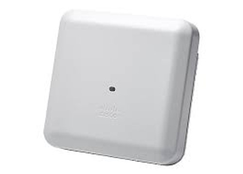 The Cisco® Aironet® 3800 Series Wi-Fi access points are highly versatile and deliver the most functionality of any access points in the industry.