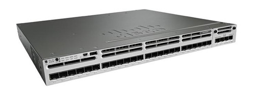 Cisco WS-C3850-24S-S 3850 Stackable  The Cisco Catalyst 3850 Series Switches are the next generation of enterprise-class, stackable, access layer switches. They provide full convergence between wired and wireless networks on a single platform. This convergence is built on the resilience of the new, 480 Gbps Cisco StackWise and Cisco StackPower technologies.
