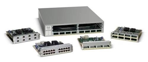 New CISCO WS-C4900M Catalyst 4900M Switch Dual AC Power